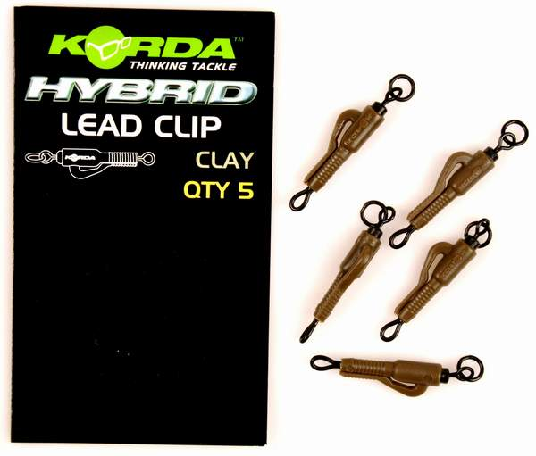 Image of   Korda Hybrid Lead Clip