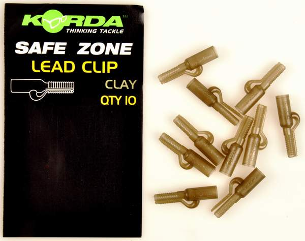 Image of   Korda Lead Clips