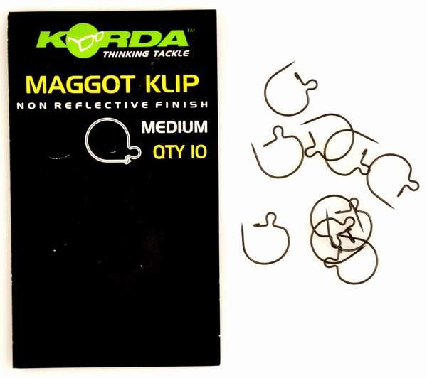 Korda maggot clip fra N/A fra fiskegrej.dk