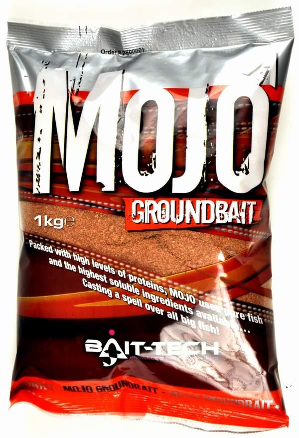 N/A – Bait-tech mojo groundbait på fiskegrej.dk