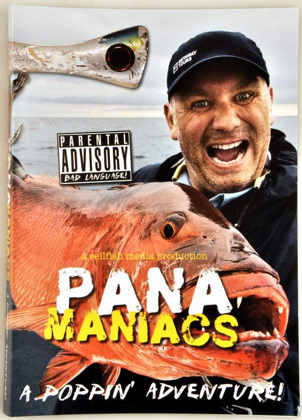 N/A – Panamaniacs på fiskegrej.dk