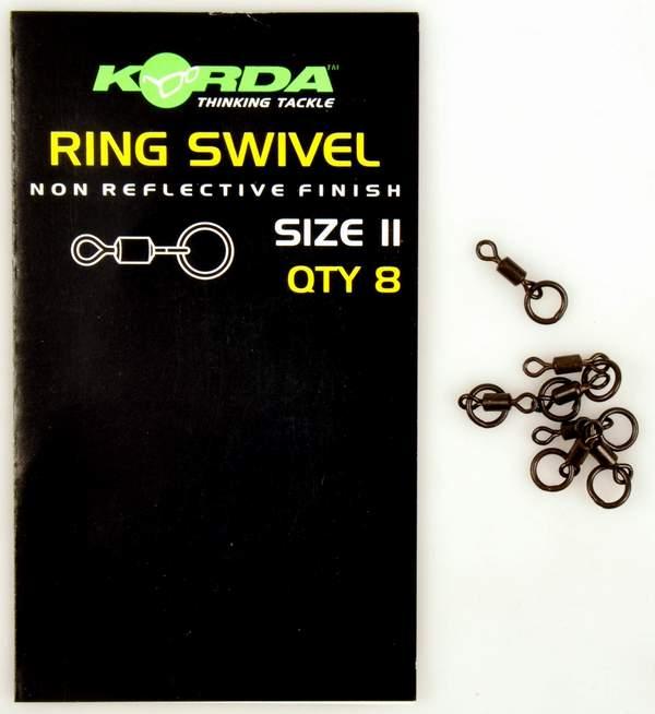Image of   Korda Svirvel m.ring Str.11