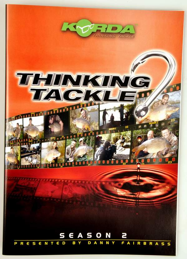 Korda Thinking Tackle series 2