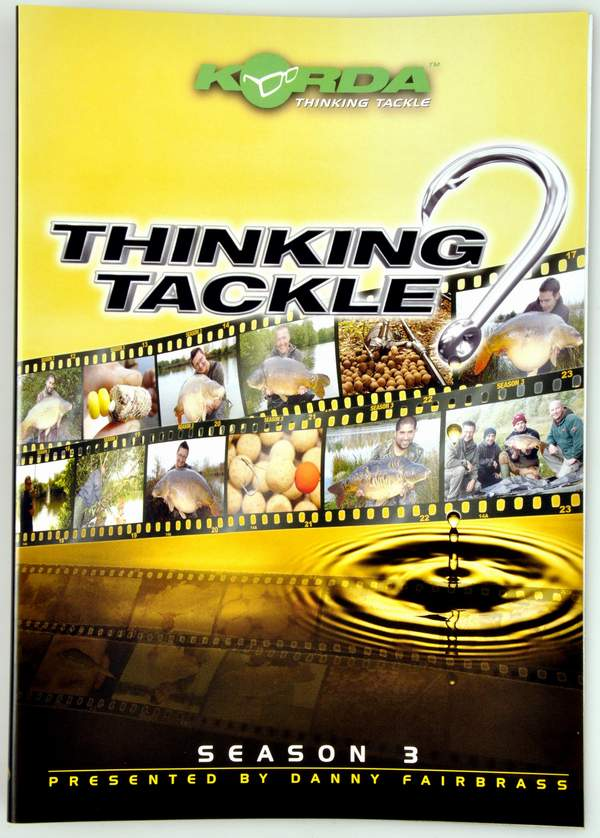 Korda Thinking Tackle series 3