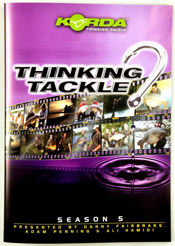 Korda Thinking Tackle series 5