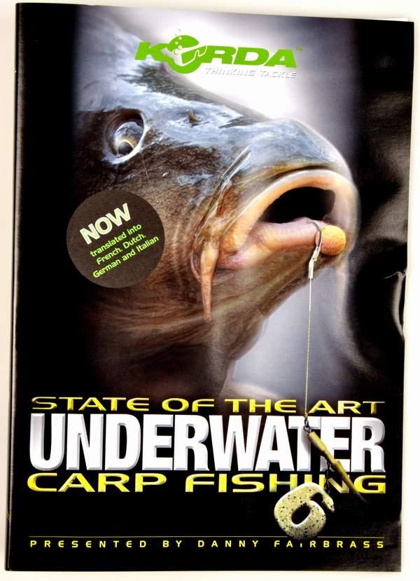 N/A Korda underwater dvd 6 på fiskegrej.dk