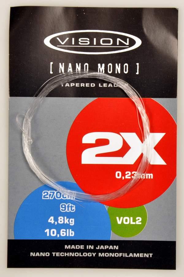 Vision nano mono leader fra N/A fra fiskegrej.dk