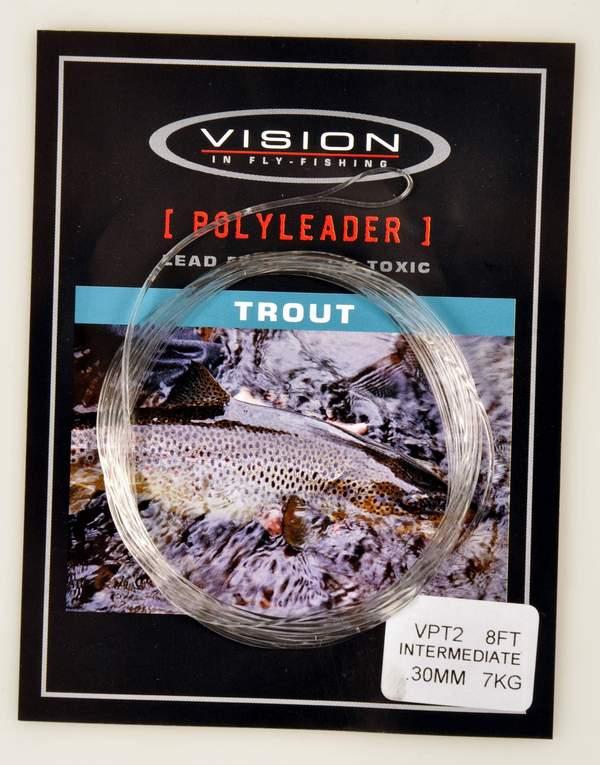 N/A – Vision polyleader trout på fiskegrej.dk