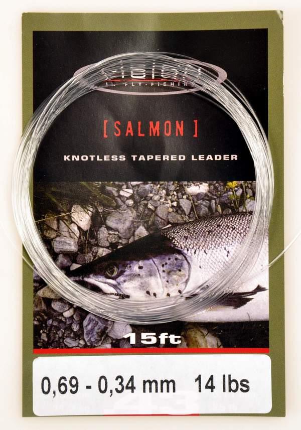 Vision salmon forfang fra N/A på fiskegrej.dk