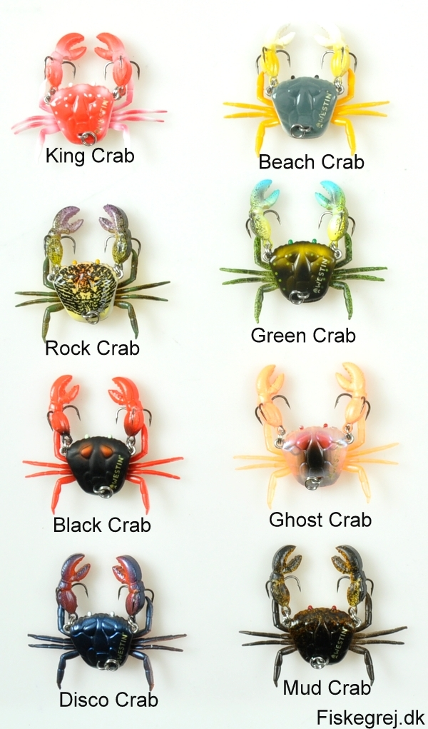 N/A Westin coco the crab fra fiskegrej.dk