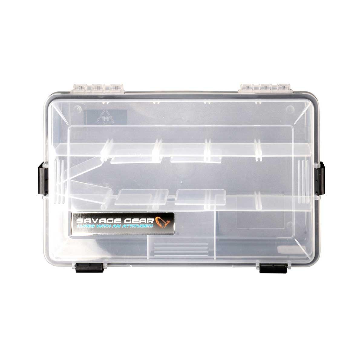 Savage Gear Waterproof Box Nr. 9